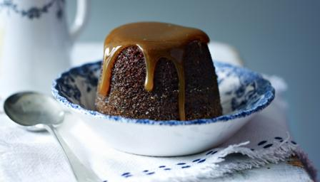 Easy Sticky Toffee Pudding With Toffee Sauce Archive