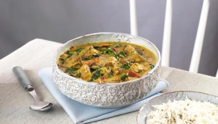 Lamb Curry With Basmati Rice Archive